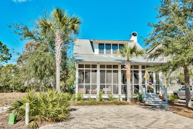 148 Cypress Walk, Santa Rosa Beach, FL 32459 (MLS #853572) :: The Premier Property Group
