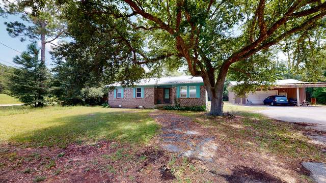 5779 Trout Bayou Circle, Milton, FL 32583 (MLS #853578) :: ENGEL & VÖLKERS