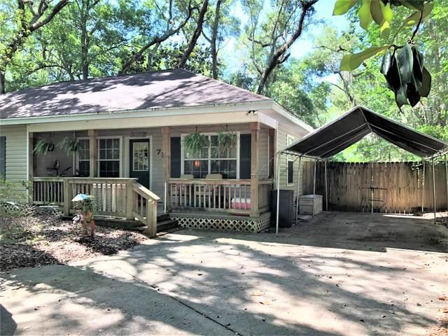 71 Bay Circle Drive, Santa Rosa Beach, FL 32459 (MLS #853639) :: The Premier Property Group