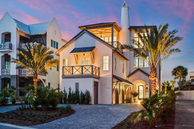 146 Paradise By The Sea Boulevard, Inlet Beach, FL 32461 (MLS #853660) :: Coastal Luxury