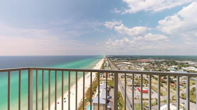 16819 Front Beach Road Unit 2600, Panama City Beach, FL 32413 (MLS #853759) :: The Premier Property Group