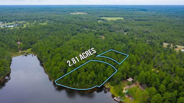2.81 Ac xx Fawn Lake Road, Crestview, FL 32539 (MLS #853765) :: Linda Miller Real Estate