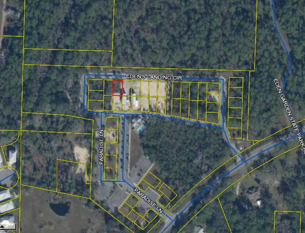 Lot 5 Eden's Landing, Point Washington, FL 32459 (MLS #853840) :: The Premier Property Group