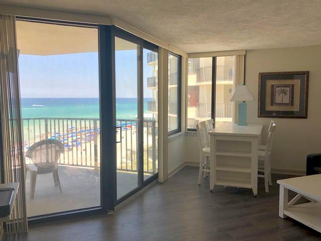 9850 S Thomas South Drive 611E, Panama City Beach, FL 32408 (MLS #853886) :: Somers & Company