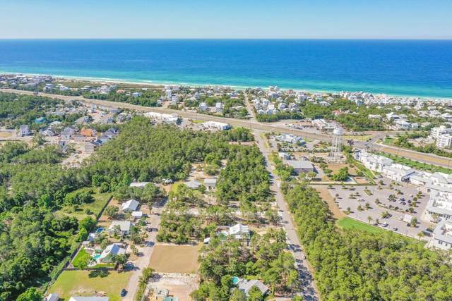 Lot 5 N Wall Street, Inlet Beach, FL 32461 (MLS #853930) :: Counts Real Estate Group