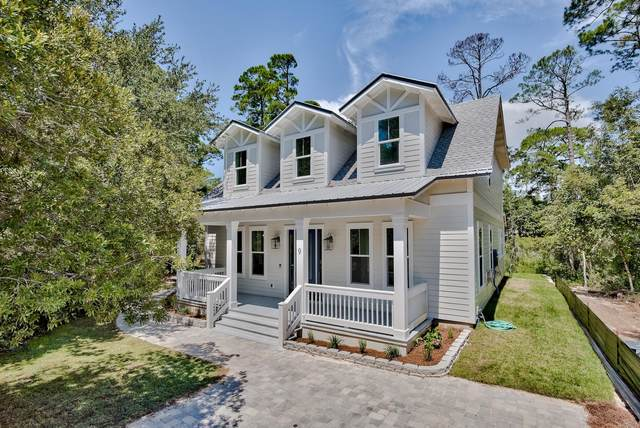 9 Beacon Point Drive, Santa Rosa Beach, FL 32459 (MLS #853941) :: Berkshire Hathaway HomeServices Beach Properties of Florida