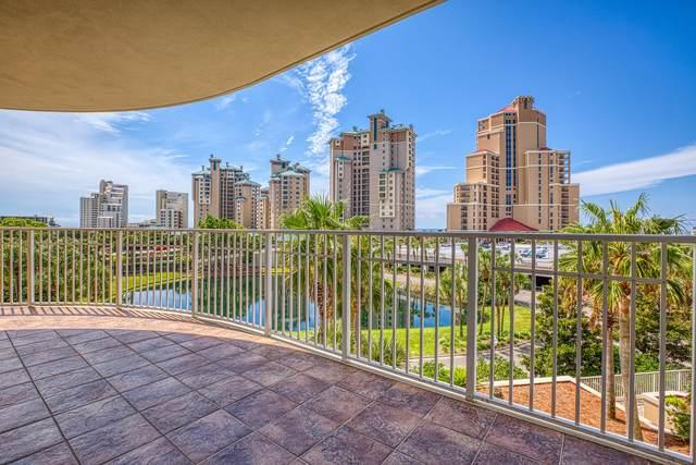 1 Beach Club Drive Unit 401, Miramar Beach, FL 32550 (MLS #853985) :: The Premier Property Group