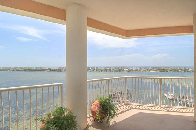 124 SW Miracle Strip Parkway Unit 1000, Fort Walton Beach, FL 32548 (MLS #853996) :: RE/MAX By The Sea