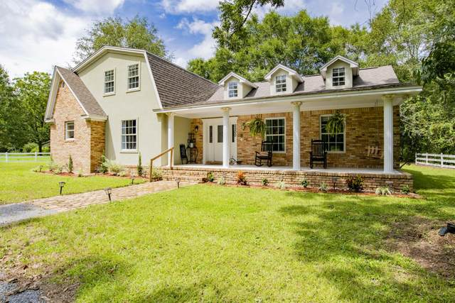 2500 Segrest Road, Milton, FL 32571 (MLS #854224) :: Corcoran Reverie