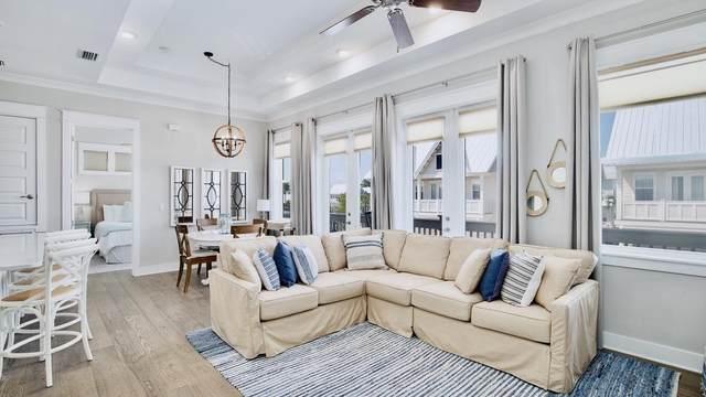 18 E Milestone Drive Unit C, Watersound, FL 32461 (MLS #854236) :: Better Homes & Gardens Real Estate Emerald Coast