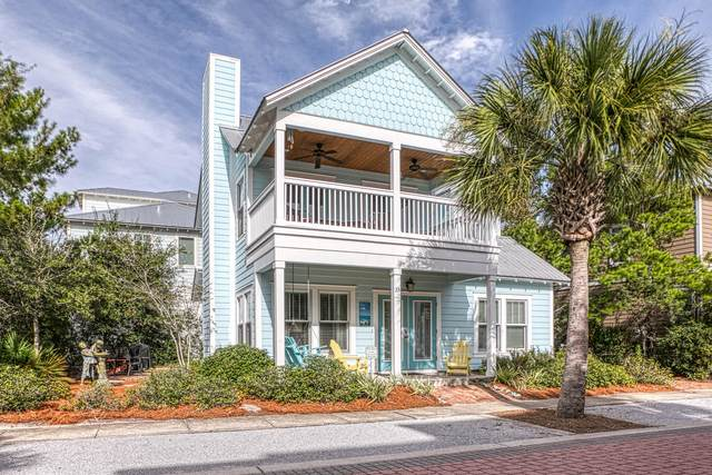 23 E Lifeguard Loop, Inlet Beach, FL 32461 (MLS #854262) :: The Premier Property Group