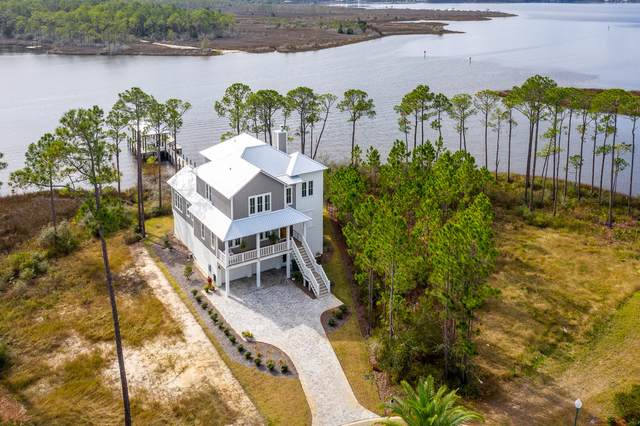 55 Teal Court, Santa Rosa Beach, FL 32459 (MLS #854270) :: EXIT Sands Realty