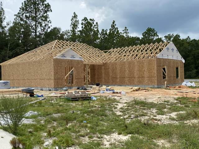 Lot 5A Arroyo Hondo Terrace, Crestview, FL 32536 (MLS #854288) :: Back Stage Realty