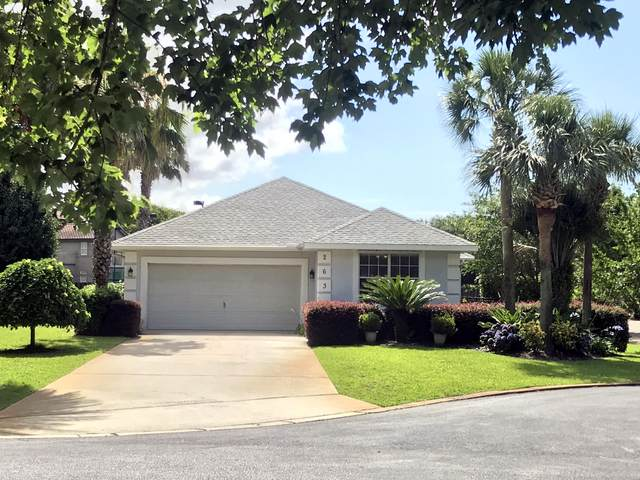 263 Chipola Cove, Destin, FL 32541 (MLS #854397) :: The Ryan Group