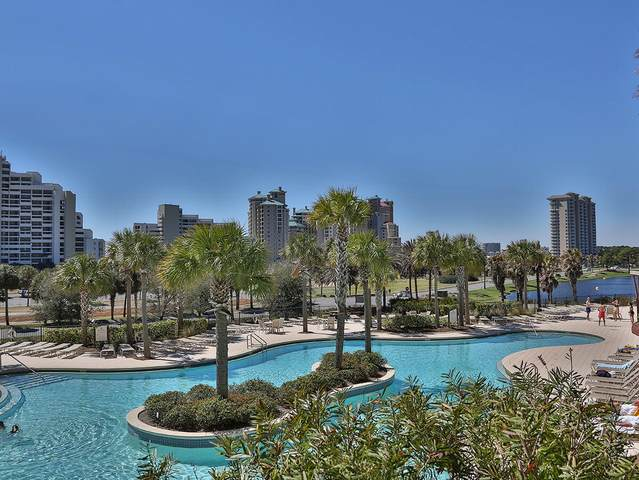 5000 Sandestin Boulevard Unit 7708/10, Miramar Beach, FL 32550 (MLS #854428) :: Briar Patch Realty