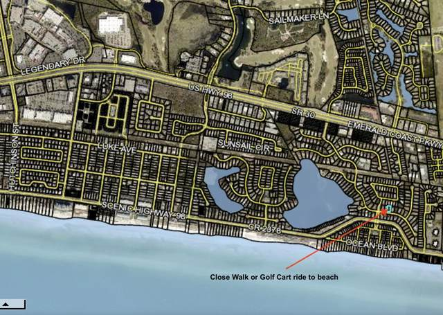 Lot 51 Tranquility Lane, Destin, FL 32541 (MLS #854566) :: The Beach Group