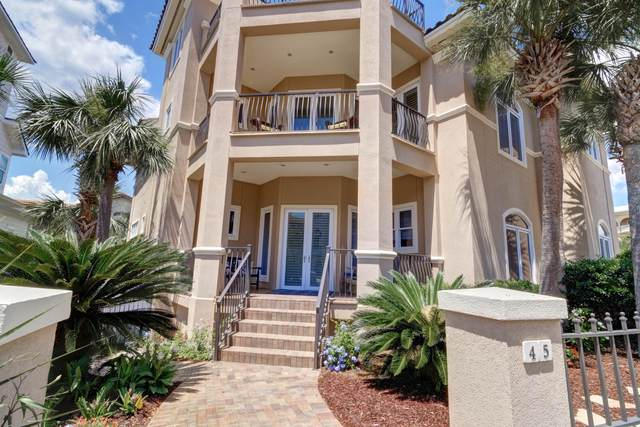 45 White Cliffs Crest, Santa Rosa Beach, FL 32459 (MLS #854573) :: Linda Miller Real Estate