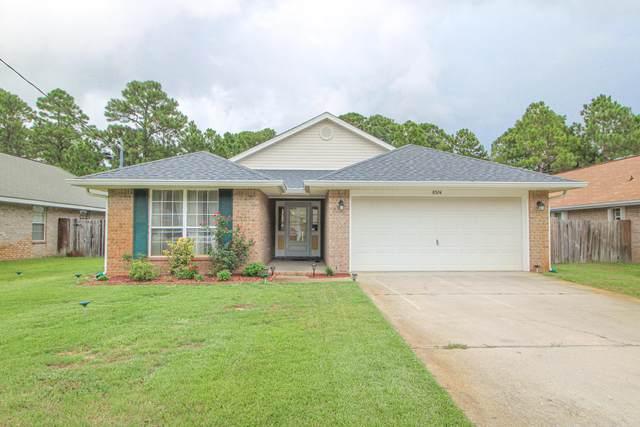 8574 Wilburn Cove, Navarre, FL 32566 (MLS #854658) :: Somers & Company