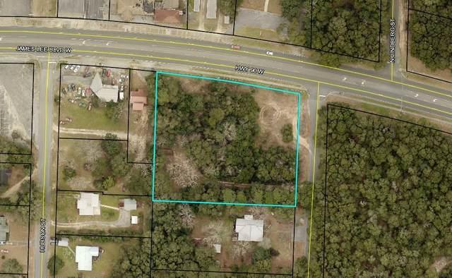 1.89 ac W Hwy 90 Street, Crestview, FL 32536 (MLS #854719) :: Linda Miller Real Estate