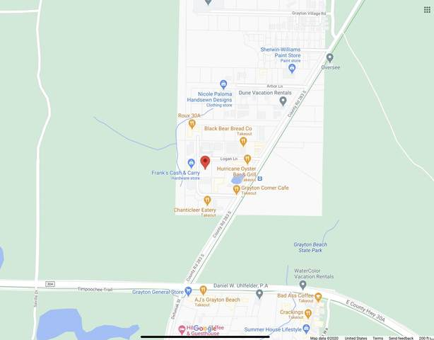 Lot 7 Logan  Lane, Santa Rosa Beach, FL 32459 (MLS #854720) :: Berkshire Hathaway HomeServices Beach Properties of Florida