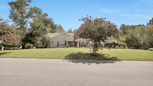 101 Indian Bay Drive, Freeport, FL 32439 (MLS #854769) :: Back Stage Realty
