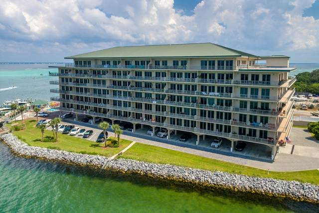 5 Calhoun Avenue Unit 505, Destin, FL 32541 (MLS #854797) :: The Beach Group