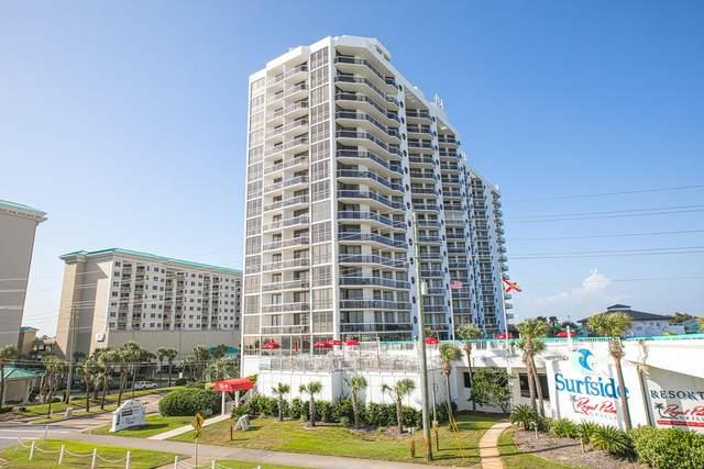 1096 Scenic Gulf Drive Unit 1410, Miramar Beach, FL 32550 (MLS #854838) :: Berkshire Hathaway HomeServices Beach Properties of Florida