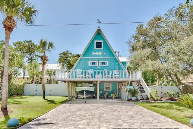 124 Buddy Street, Santa Rosa Beach, FL 32459 (MLS #854865) :: The Premier Property Group