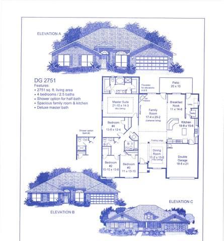 5781 Marigold Loop, Crestview, FL 32539 (MLS #854912) :: Counts Real Estate Group