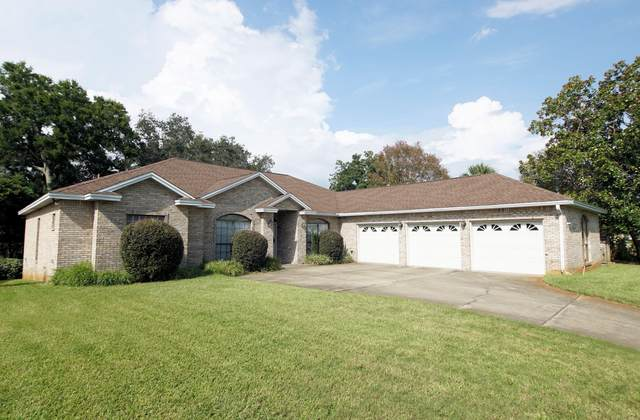 793 Blvd Of The Champions, Shalimar, FL 32579 (MLS #854920) :: Counts Real Estate Group