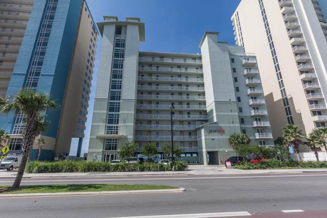 10719 Front Beach Road Unit 804, Panama City Beach, FL 32407 (MLS #854961) :: RE/MAX By The Sea