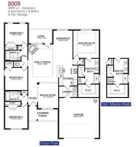 5743 Marigold Loop, Crestview, FL 32539 (MLS #854997) :: 30A Escapes Realty