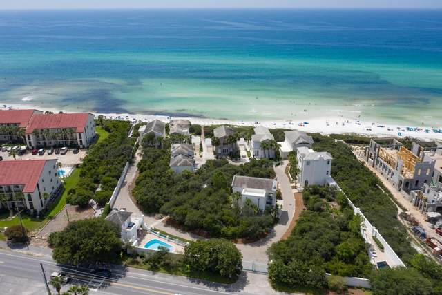 Lot 1B Jasmine Circle, Santa Rosa Beach, FL 32459 (MLS #855033) :: Somers & Company