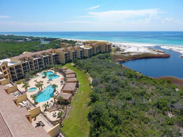 1363 W Co Highway 30-A Unit 1102, Santa Rosa Beach, FL 32459 (MLS #855034) :: The Ryan Group