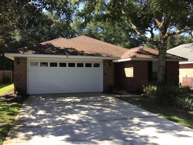 85 Bayou Landing Road, Santa Rosa Beach, FL 32459 (MLS #855070) :: Berkshire Hathaway HomeServices Beach Properties of Florida