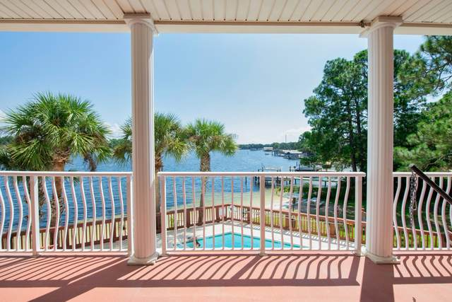 5 Laguna Street Unit 205, Fort Walton Beach, FL 32548 (MLS #855082) :: Somers & Company