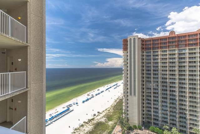 9900 S Thomas Drive Unit 828, Panama City, FL 32408 (MLS #855083) :: The Premier Property Group