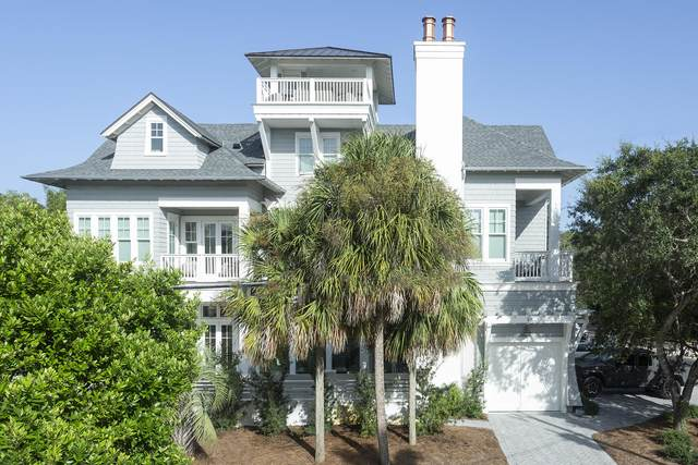 98 Thyme Street, Santa Rosa Beach, FL 32459 (MLS #855093) :: Luxury Properties on 30A
