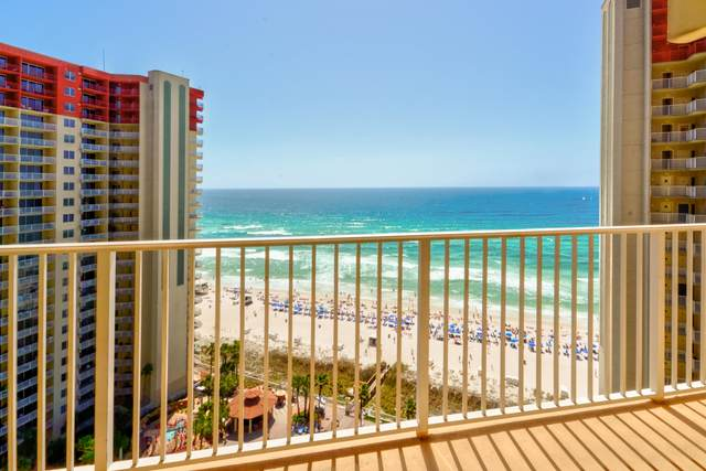 9900 S Thomas Drive Unit 1516, Panama City, FL 32408 (MLS #855123) :: Vacasa Real Estate