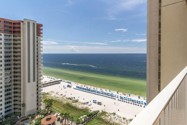 9900 S Thomas Drive Unit 1608, Panama City, FL 32408 (MLS #855125) :: Vacasa Real Estate