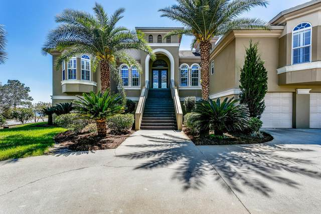 1612 Smugglers Cove Circle, Gulf Breeze, FL 32563 (MLS #855126) :: The Premier Property Group