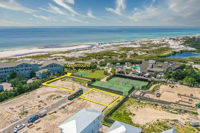 Lot 48 S Prominence, Inlet Beach, FL 32461 (MLS #855187) :: Berkshire Hathaway HomeServices Beach Properties of Florida