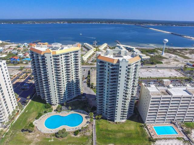 8515 Gulf Boulevard # 6D, Navarre, FL 32566 (MLS #855196) :: The Premier Property Group