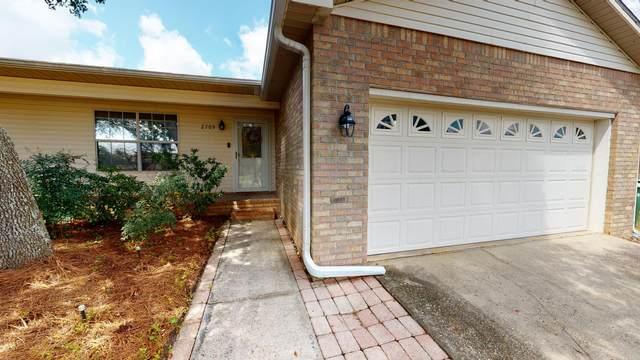 2709 Augustus Road, Navarre, FL 32566 (MLS #855205) :: ENGEL & VÖLKERS