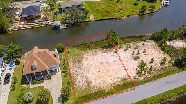 Lot 16 San Antonio Drive, Milton, FL 32570 (MLS #855224) :: Back Stage Realty