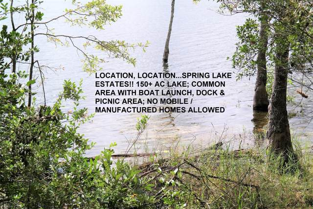 Lot17 Spring Lake Road, Defuniak Springs, FL 32433 (MLS #855227) :: ENGEL & VÖLKERS