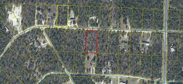 Lot 4 W Bach Drive, Defuniak Springs, FL 32433 (MLS #855263) :: RE/MAX By The Sea