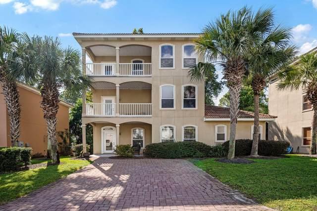 23 Las Palmas Way, Santa Rosa Beach, FL 32459 (MLS #855264) :: Berkshire Hathaway HomeServices Beach Properties of Florida