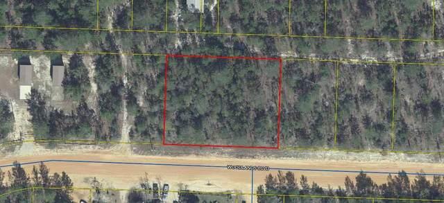 Lt 23 & 24 Woodlands Boulevard, Defuniak Springs, FL 32433 (MLS #855266) :: Back Stage Realty