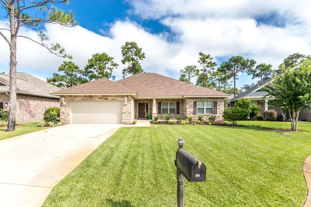 209 Forest Park Drive, Santa Rosa Beach, FL 32459 (MLS #855282) :: Vacasa Real Estate
